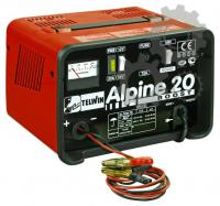 Nabíjačka TELWIN - TELWIN charger for charging 12 and 24 volt lead-acid batteries ALPINE 20